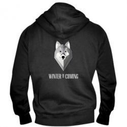 ������� ��������� �� ������ Winter is coming Wolf - FatLine