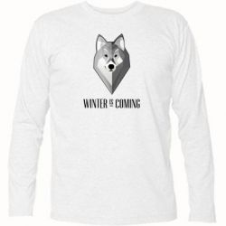 �������� � ������� ������� Winter is coming Wolf