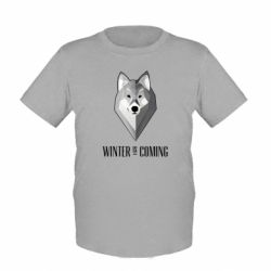������� �������� Winter is coming Wolf