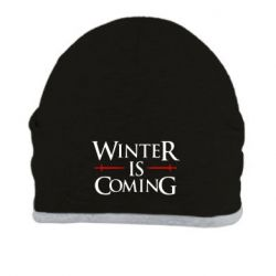 Шапка Winter is coming - FatLine