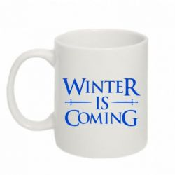 Кружка 320ml Winter is coming - FatLine