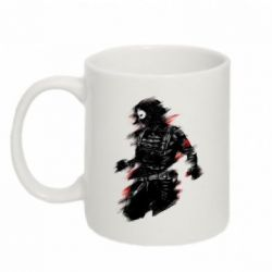 Кружка 320ml Winter Soldier - FatLine