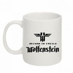 Кружка 320ml Wolfenstein - FatLine