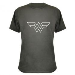 ����������� �������� Wonder Woman Logo - FatLine