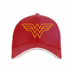 Кепка Wonder Woman Logo - FatLine