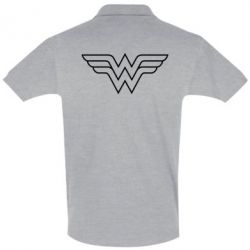 �������� ���� Wonder Woman Logo - FatLine