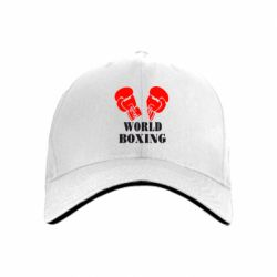 кепка World Boxing - FatLine