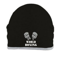 Шапка World Boxing - FatLine
