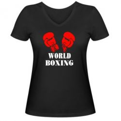 ������� �������� � V-�������� ������� World Boxing - FatLine