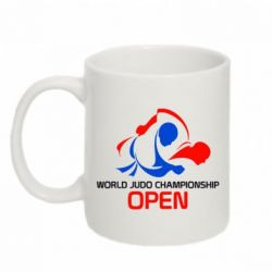 Кружка 320ml World Judo Championship Open - FatLine