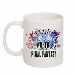 Кружка 320ml World of Final Fantasy
