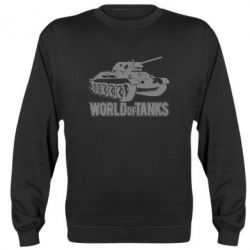 Реглан World Of Tanks Game - FatLine