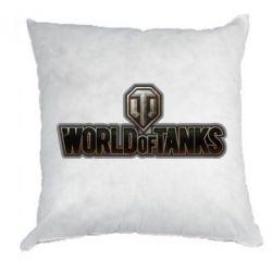 Подушка World Of Tanks Logo - FatLine
