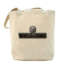 Сумка World Of Tanks Logo - FatLine