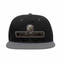 Снепбек World Of Tanks Logo - FatLine