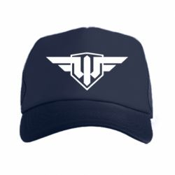 Кепка-тракер World of Warplanes Logo