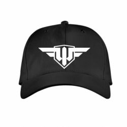 Детская кепка World of Warplanes Logo