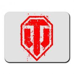 Коврик для мыши WOT Logo - FatLine