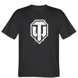 Мужская футболка WOT Logo - FatLine