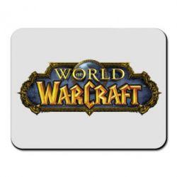 Коврик для мыши Wow Logo - FatLine
