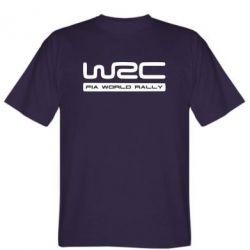 Мужская футболка WRC - FatLine