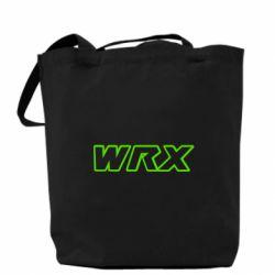 Сумка WRX logo - FatLine