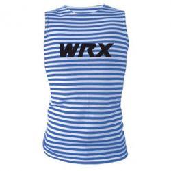 Майка-тельняшка WRX - FatLine