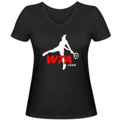 ������� �������� � V-�������� ������� WTA Tour - FatLine