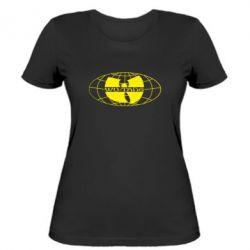 Женская футболка Wu-Tang World - FatLine