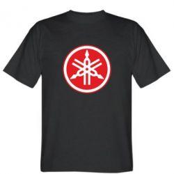 Мужская футболка Yamaha Big Logo - FatLine