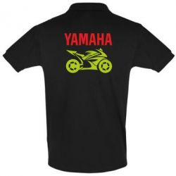Футболка Поло Yamaha Bike