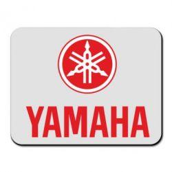Коврик для мыши Yamaha Logo(R+W) - FatLine