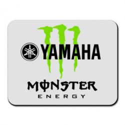 Коврик для мыши Yamaha Monster Energy - FatLine