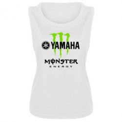 Женская майка Yamaha Monster Energy - FatLine