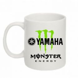 Кружка 320ml Yamaha Monster Energy - FatLine