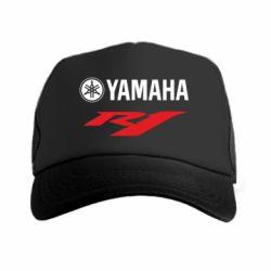Кепка-тракер Yamaha R1 - FatLine