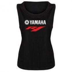 Женская майка Yamaha R1 - FatLine