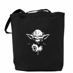 Сумка Yoda в наушниках - FatLine