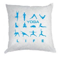 Подушка Йога life 2