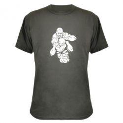 Камуфляжная футболка Захват - FatLine