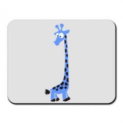 Килимок для миші Жираф