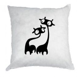 Подушка Жирафы - FatLine