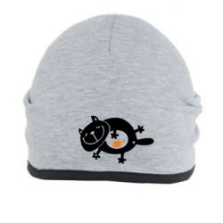 Шапка Жирний кіт - FatLine