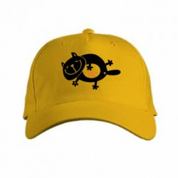 кепка Жирный кот - FatLine