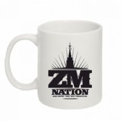 Кружка 320ml ZM Nation GUf - FatLine