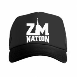 Кепка-тракер ZM Nation - FatLine