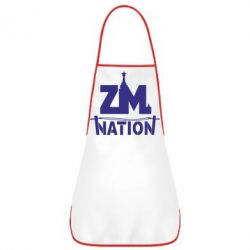 Фартуx ZM nation - FatLine