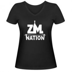 ������� �������� � V-�������� ������� ZM nation - FatLine