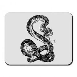 Килимок для миші Змій