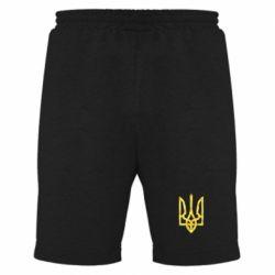 Мужские шорты Золотий герб - FatLine